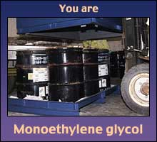 Monoethylene glycol